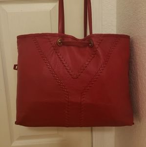 Authentic YSL REVERSIBLE TOTE